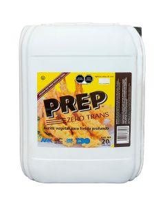 Zero Trans Aceite Vegetal para Freido Profundo AAK Prep 20lt
