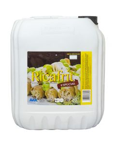 Especial Aceite vegetal para Freido Profundo AAK Ricafrit 20lt
