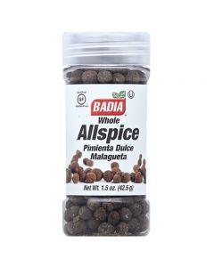 Whole Allspice Pimienta Dulce Malagueta Badia 42.5g