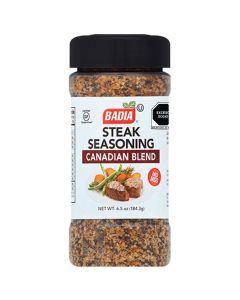 Steak Seasoning Canadian Blend Badia 184.3g