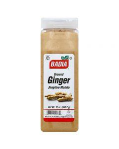 Ground Ginger Jengibre Molido Badia 340.2g