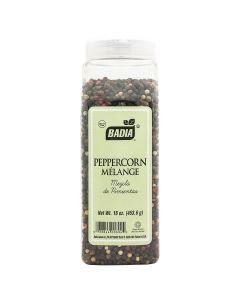 Peppercorn Mélange Mezcla de Pimientas Badia 453.6g
