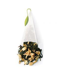 Tea Forté 48 Pyramid Infusers Green Jasmine