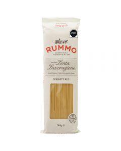 Spaghetti No. 3 Rummo 500g