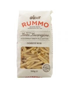Pasta Casarecce No. 88 Rummo 500g