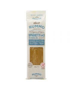 Pasta Gluten Free Spaguetti No. 3 Rummo 400g