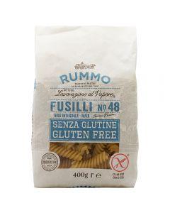 Pasta Gluten Free Fusilli No. 48 Rummo 400g