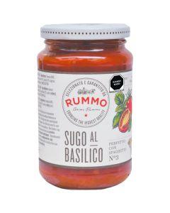 Pasta Sugo All Basilico Rummo 350g