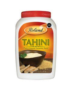 Tahini (Pasta de Ajonjolí Puro) Roland 907g
