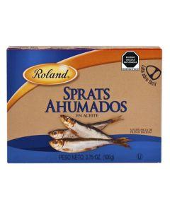 Sprats Ahumados Roland 106g