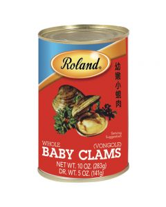 Almeja Baby Roland 283g