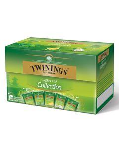 Té Verde Twinings Caja con 20 pzas