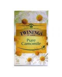 Infuso té de manzanilla Twinings Caja con 20 pzas