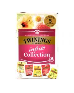 Infuso té de Frutas y Hierbas Twinings Caja con 20 pzas