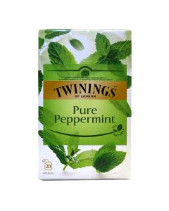 Infuso té de Menta Twinings Caja con 20 pzas