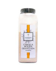 Cebolla Molida Granulada Zaphron 567g