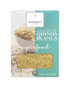 Quinoa Blanca Zaphron 360g