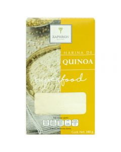 Harina de Quinoa Zaphron 340g