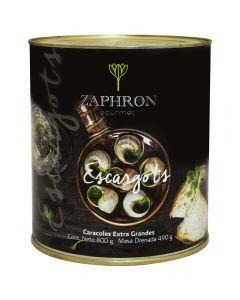 Caracoles (Escargots) Extra Grandes Zaphron 800g