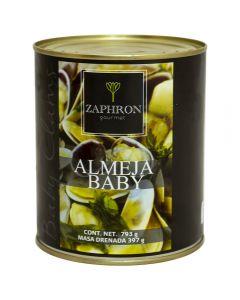 Almeja Baby Zaphron 793g