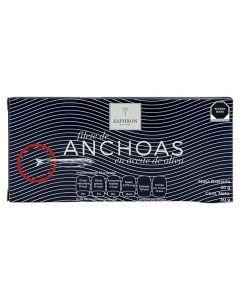 Filete de Anchoas en Aceite de Oliva Zaphron 50g